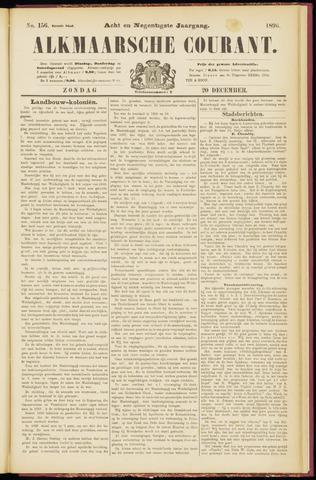 Alkmaarsche Courant 1896-12-20
