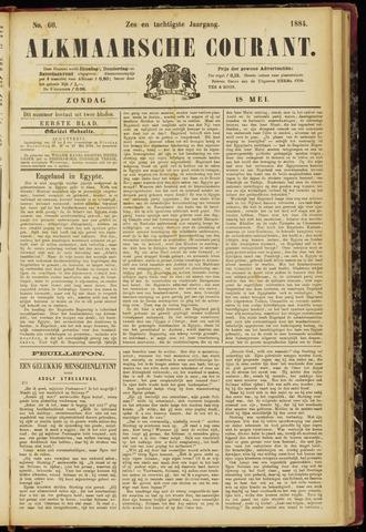 Alkmaarsche Courant 1884-05-18