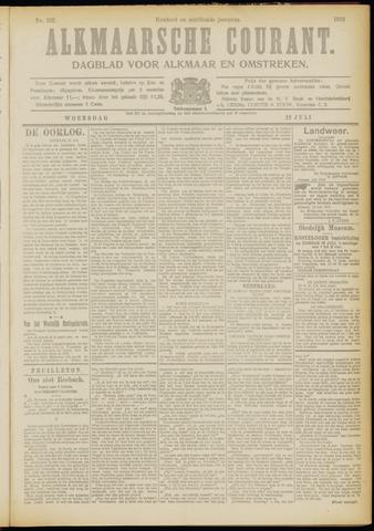 Alkmaarsche Courant 1916-07-12