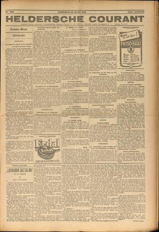 Heldersche Courant 1926-03-25