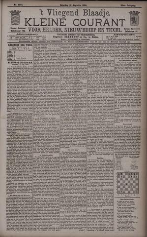 Vliegend blaadje : nieuws- en advertentiebode voor Den Helder 1894-08-18