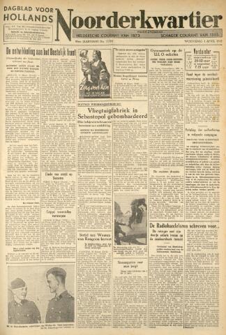 Heldersche Courant 1942-04-01