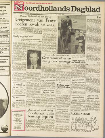 Noordhollands Dagblad : dagblad voor Alkmaar en omgeving 1963-12-05