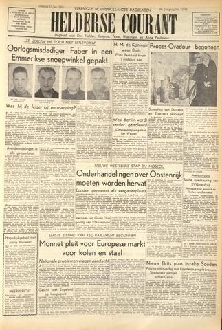 Heldersche Courant 1953-01-13