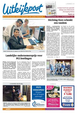 Uitkijkpost : nieuwsblad voor Heiloo e.o. 2018-11-14