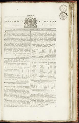 Alkmaarsche Courant 1828-10-20