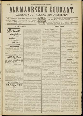 Alkmaarsche Courant 1912-01-10