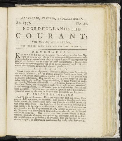 Noordhollandsche Courant 1797-10-02
