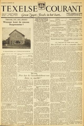 Texelsche Courant 1950-08-23