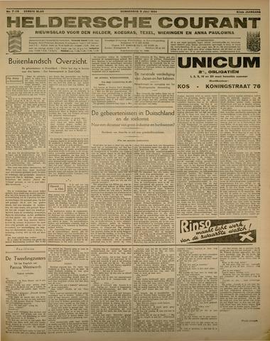 Heldersche Courant 1934-07-05