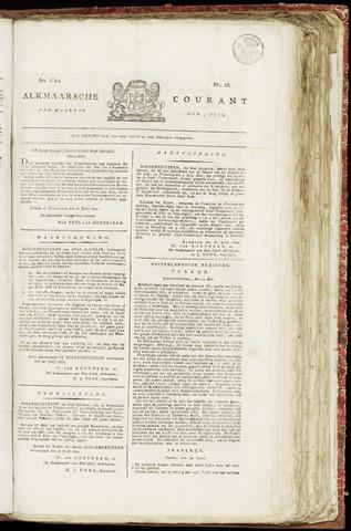Alkmaarsche Courant 1820-07-03