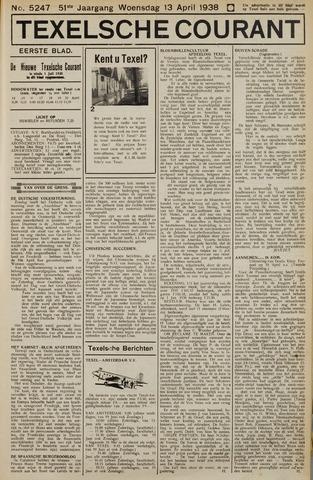 Texelsche Courant 1938-04-13