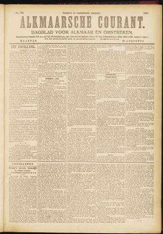 Alkmaarsche Courant 1917-08-27