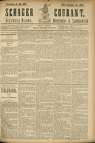 Schager Courant 1895-05-23