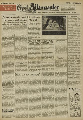 De Vrije Alkmaarder 1948-09-08