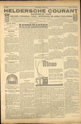 Heldersche Courant 1927-05-05