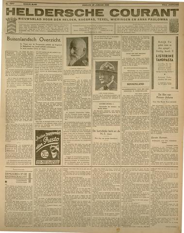 Heldersche Courant 1935-01-29