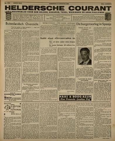 Heldersche Courant 1936-08-13