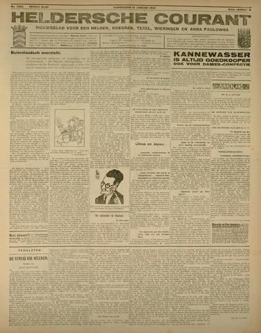 Heldersche Courant 1933-01-12