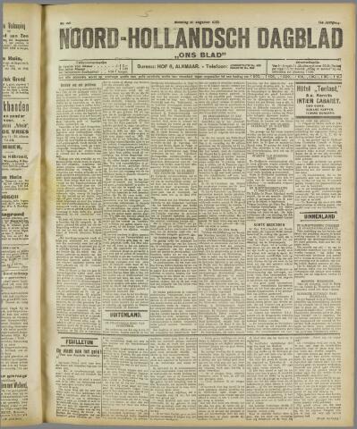 Ons Blad : katholiek nieuwsblad voor N-H 1922-08-20