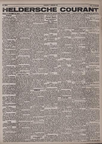 Heldersche Courant 1919-01-07