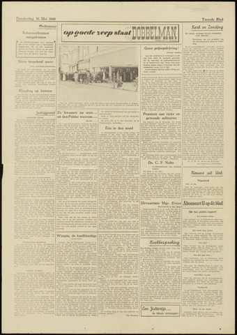 Heldersche Courant 1940-05-30