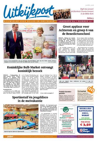 Uitkijkpost : nieuwsblad voor Heiloo e.o. 2018-04-25