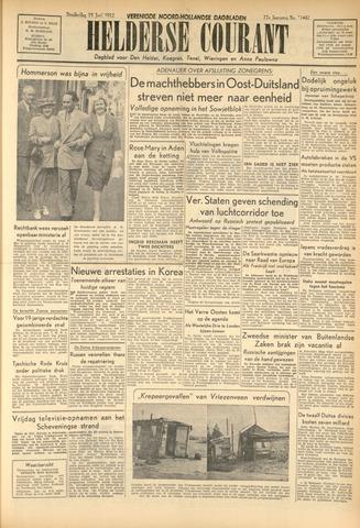 Heldersche Courant 1952-06-19