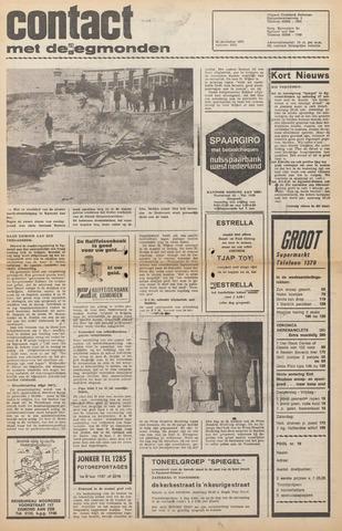 Contact met de Egmonden 1971-11-24