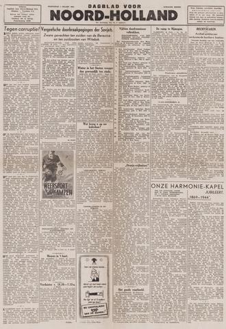 Dagblad Noord-Holland, Schager editie 1944-03-01