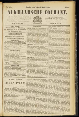 Alkmaarsche Courant 1900-10-10