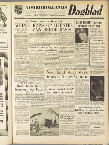 Noordhollands Dagblad : dagblad voor Alkmaar en omgeving 1959-03-19