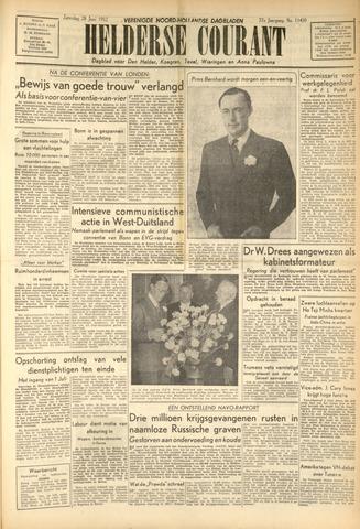 Heldersche Courant 1952-06-28