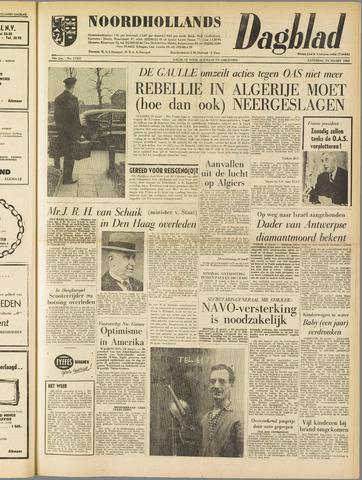 Noordhollands Dagblad : dagblad voor Alkmaar en omgeving 1962-03-24