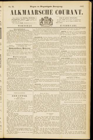 Alkmaarsche Courant 1897-02-17