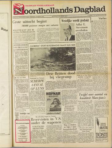 Noordhollands Dagblad : dagblad voor Alkmaar en omgeving 1965-07-15