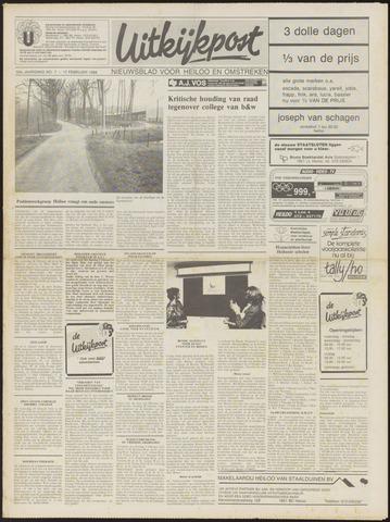 Uitkijkpost : nieuwsblad voor Heiloo e.o. 1988-02-17