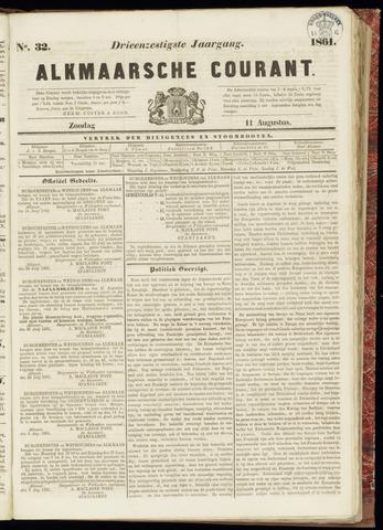 Alkmaarsche Courant 1861-08-11