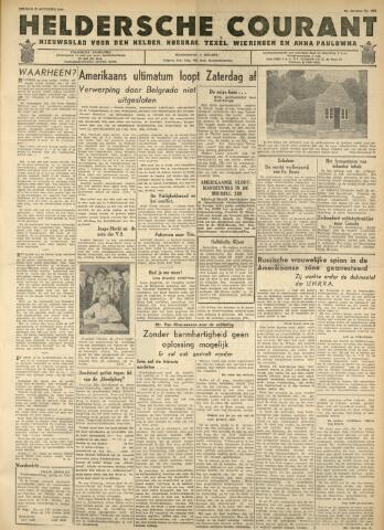 Heldersche Courant 1946-08-23