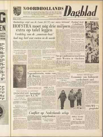 Noordhollands Dagblad : dagblad voor Alkmaar en omgeving 1958-01-04