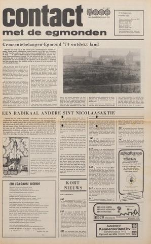 Contact met de Egmonden 1976-10-27