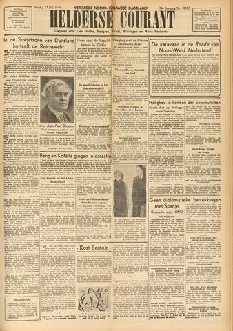 Heldersche Courant 1949-05-17