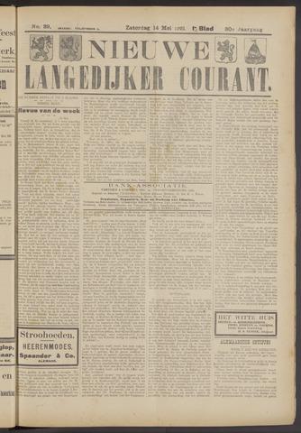 Nieuwe Langedijker Courant 1921-05-14