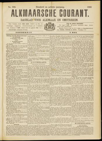 Alkmaarsche Courant 1906-05-03