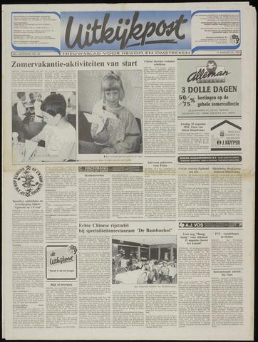 Uitkijkpost : nieuwsblad voor Heiloo e.o. 1993-08-11