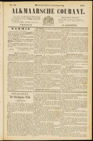 Alkmaarsche Courant 1898-08-19