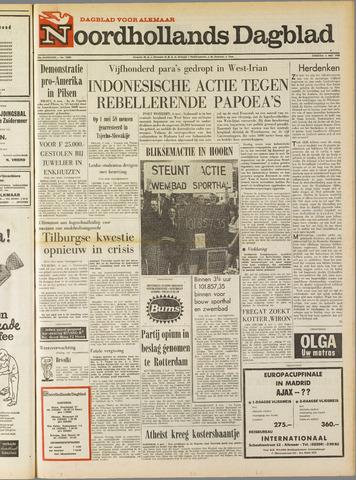 Noordhollands Dagblad : dagblad voor Alkmaar en omgeving 1969-05-06