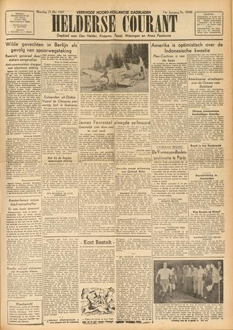 Heldersche Courant 1949-05-23