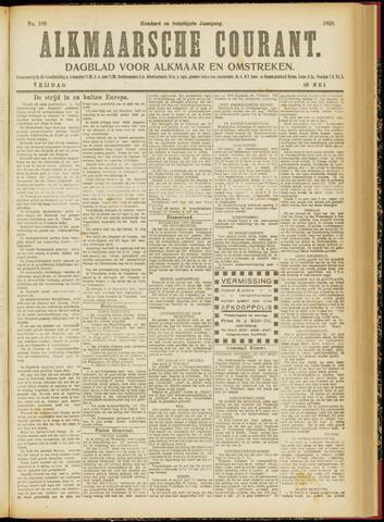 Alkmaarsche Courant 1918-05-10
