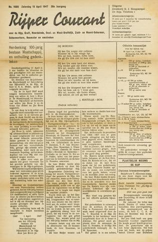 Rijper Courant 1947-04-19